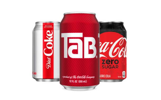 Coca-Cola to discontinue further brands, including Tab diet soda