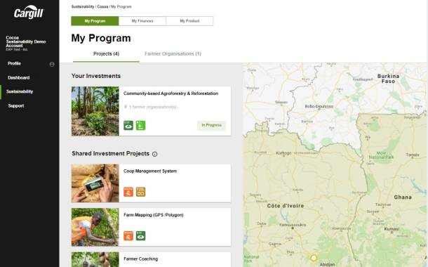 Cargill unveils CocoaWise portal to boost supply chain transparency