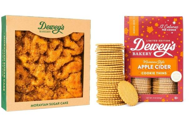 Dewey's Bakery secures $25m investment from Eurazeo