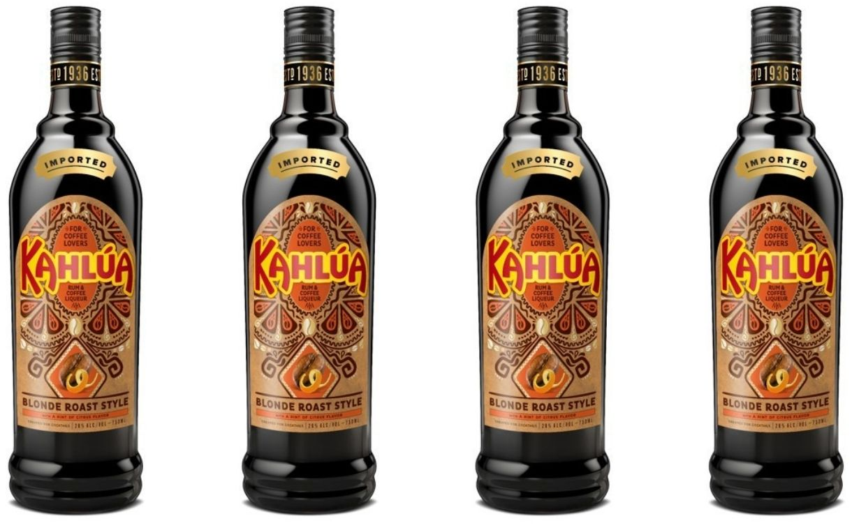 Pernod Ricard unveils Kahlúa Blonde Roast Style in US