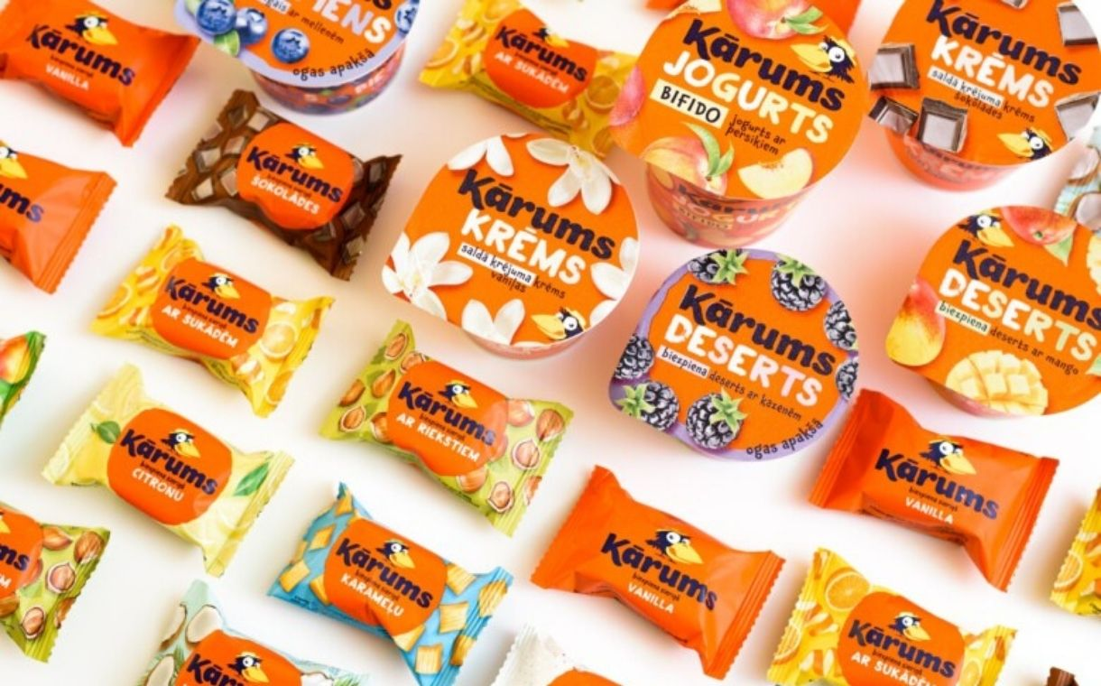 Food Union unveils new Kārums production plant and packaging refresh
