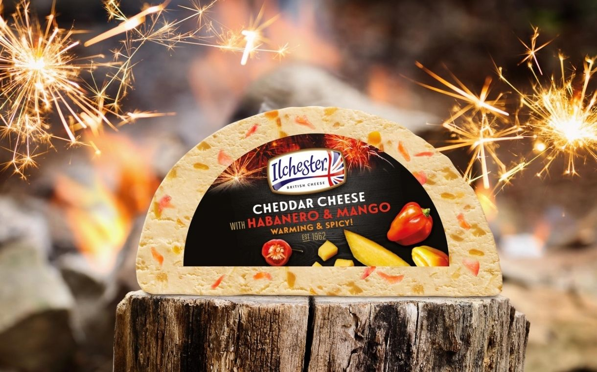 Norseland unveils new Bonfire Night cheese in UK