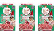 Kellogg unveils seasonal The Elf on the Shelf cereal