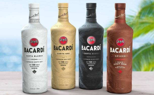 Bacardi to launch 100% biodegradable spirits bottle