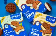 Yasso debuts frozen Greek yogurt sandwiches