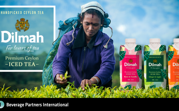 BPI partners with world-renowned tea brand Dilmah for iced tea launch
