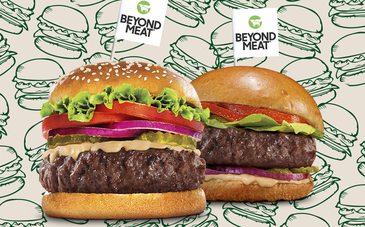 Beyond Meat to launch new versions of flagship burger in 2021