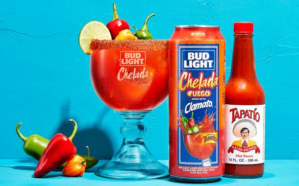 AB InBev launches spicy version of Bud Light Chelada