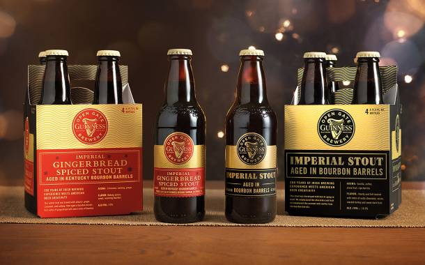 Guinness Open Gate Brewery releases two limited-edition flavours in the US
