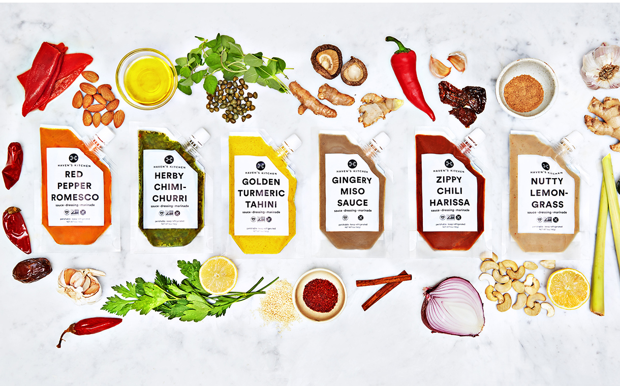 Haven's Kitchen secures nationwide listing for globally-inspired sauces