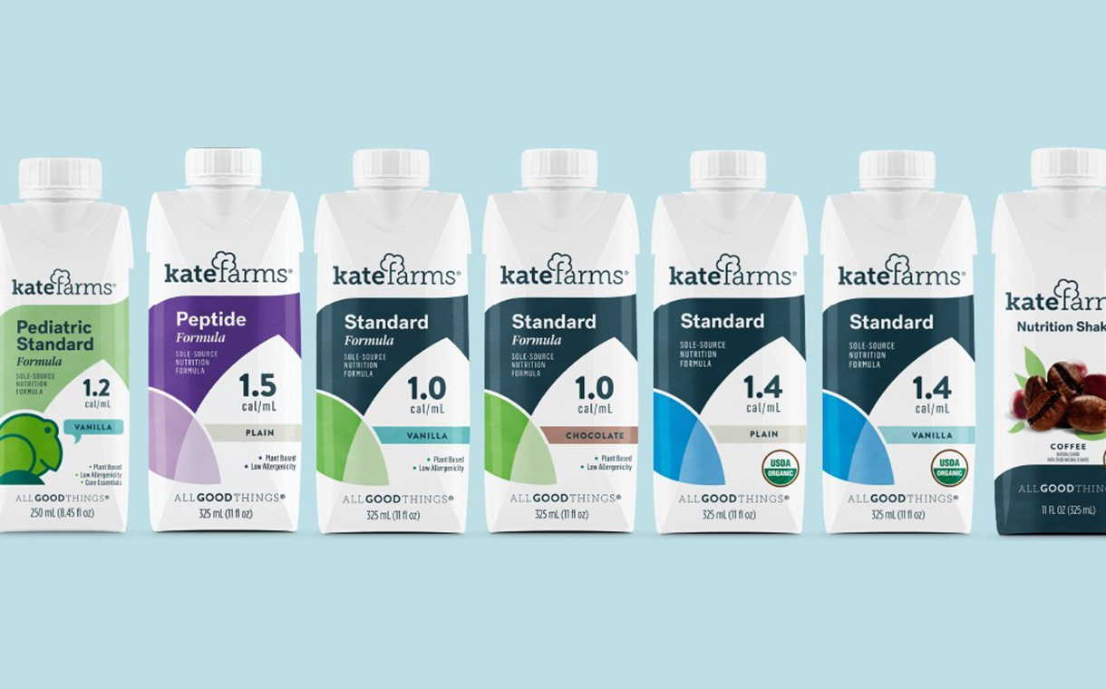 Plant-based formula maker Kate Farms raises $51m in Series B funding round
