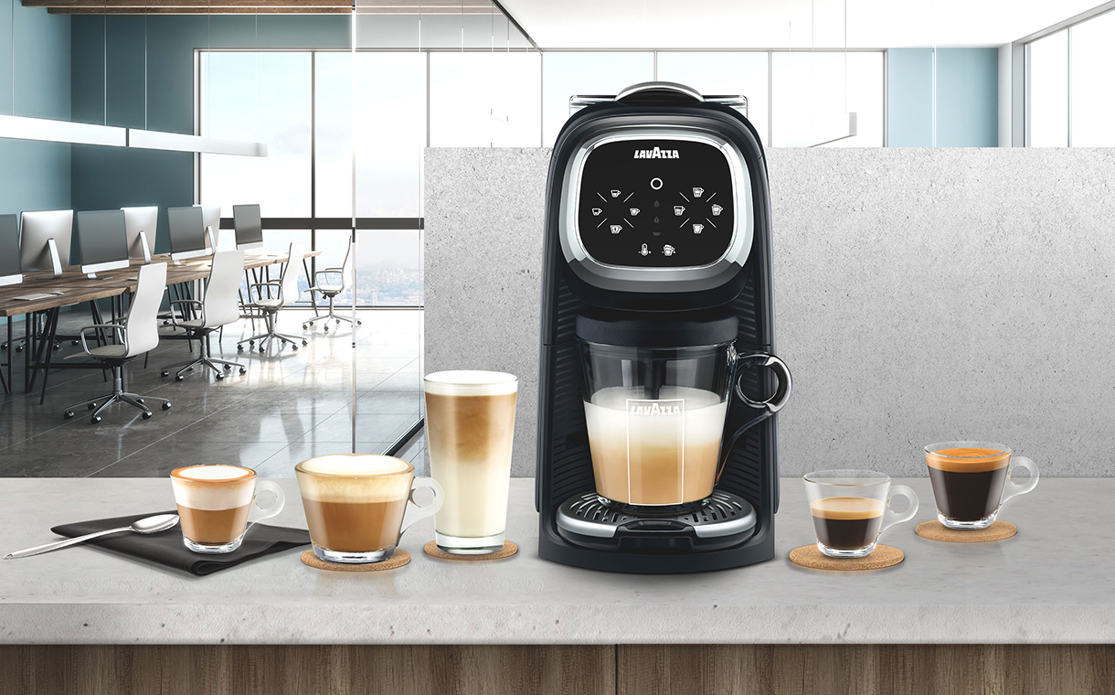 Lavazza to launch professional coffee subscription service for offices