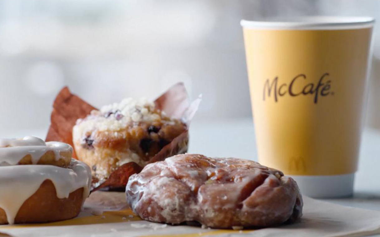 McDonald's to invest over $380m in Chinese coffee market