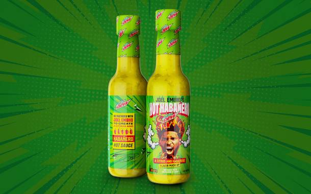 PepsiCo's Mountain Dew launches limited-edition hot sauce