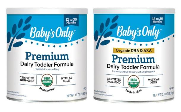 Nature's One launches A2 milk versions of infant formula in US