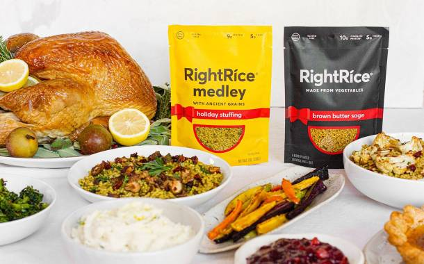 RightRice releases two seasonal veggie rice flavours in US
