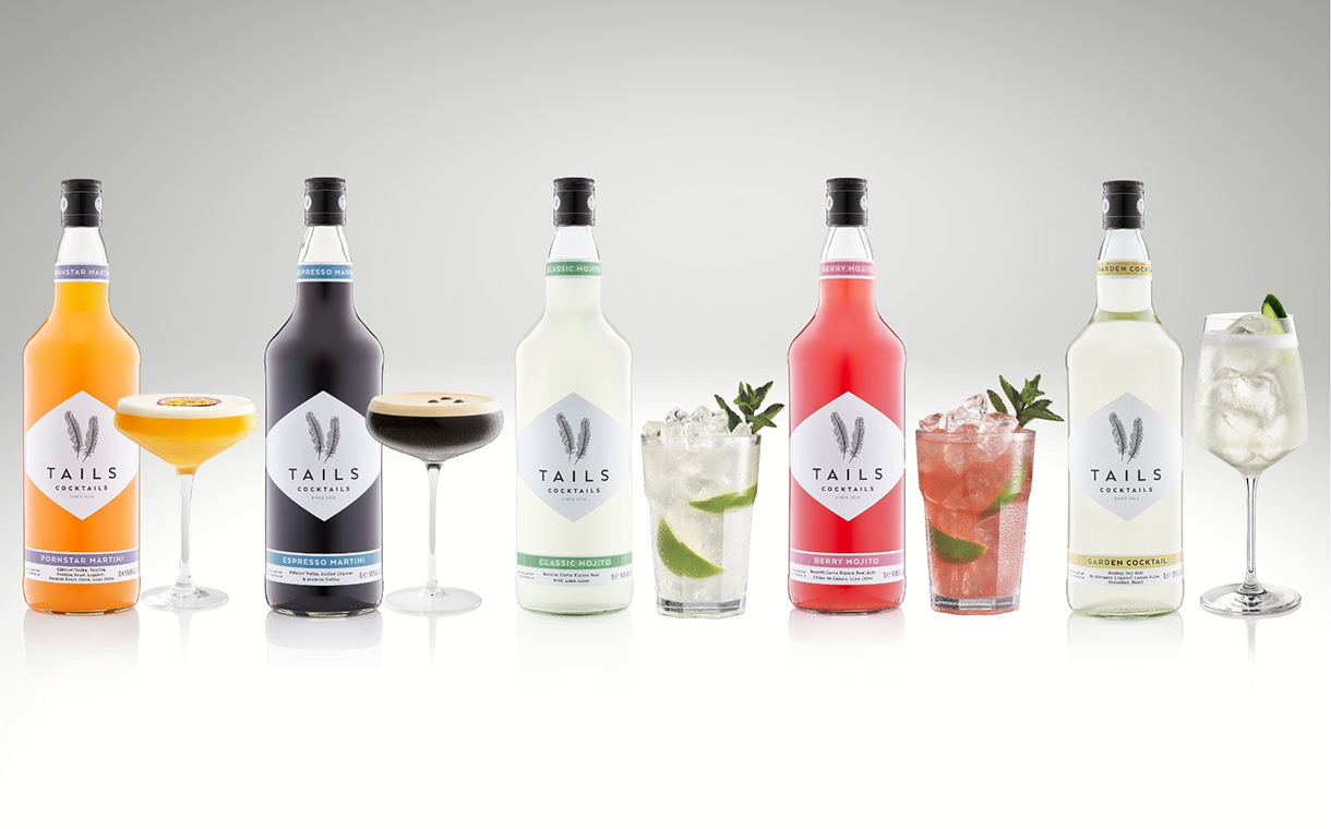 Bacardi purchases pre-mixed cocktail company Tails