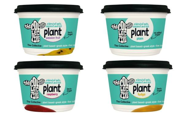 The Collective to launch plant-based yogurts in UK