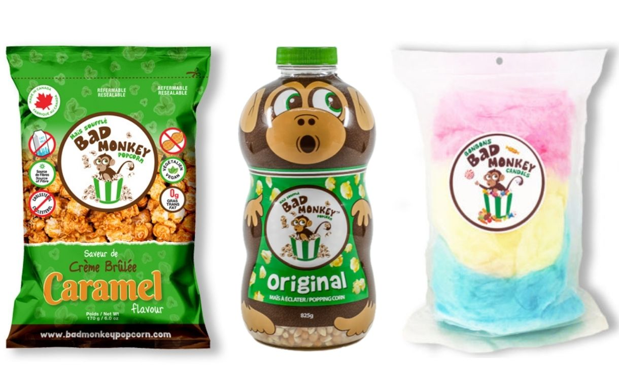 Popcorn maker Bad Monkey acquired by investor group