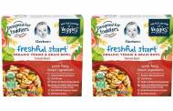 Gerber unveils frozen Freshful Start range for toddlers