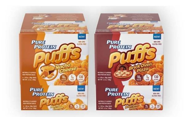 The Nature's Bounty Co. debuts high-protein puffs and cookie sandwiches