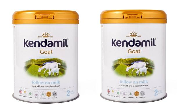 Kendamil unveils goat milk formula with HMOs