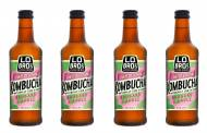 Lo Bros debuts limited-edition rhubarb and apple kombucha