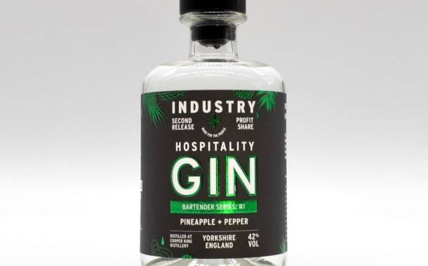 Hospitality Gin expands portfolio with pineapple and pepper flavour