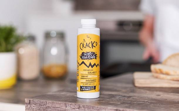 Crackd to launch vegan egg replacement into UK stores nationwide
