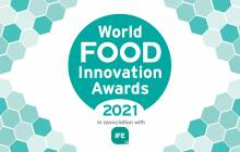 World Food Innovation Awards 2021: finalists announced