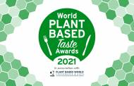 World Plant-Based Taste Awards 2021 postponed to October 2021