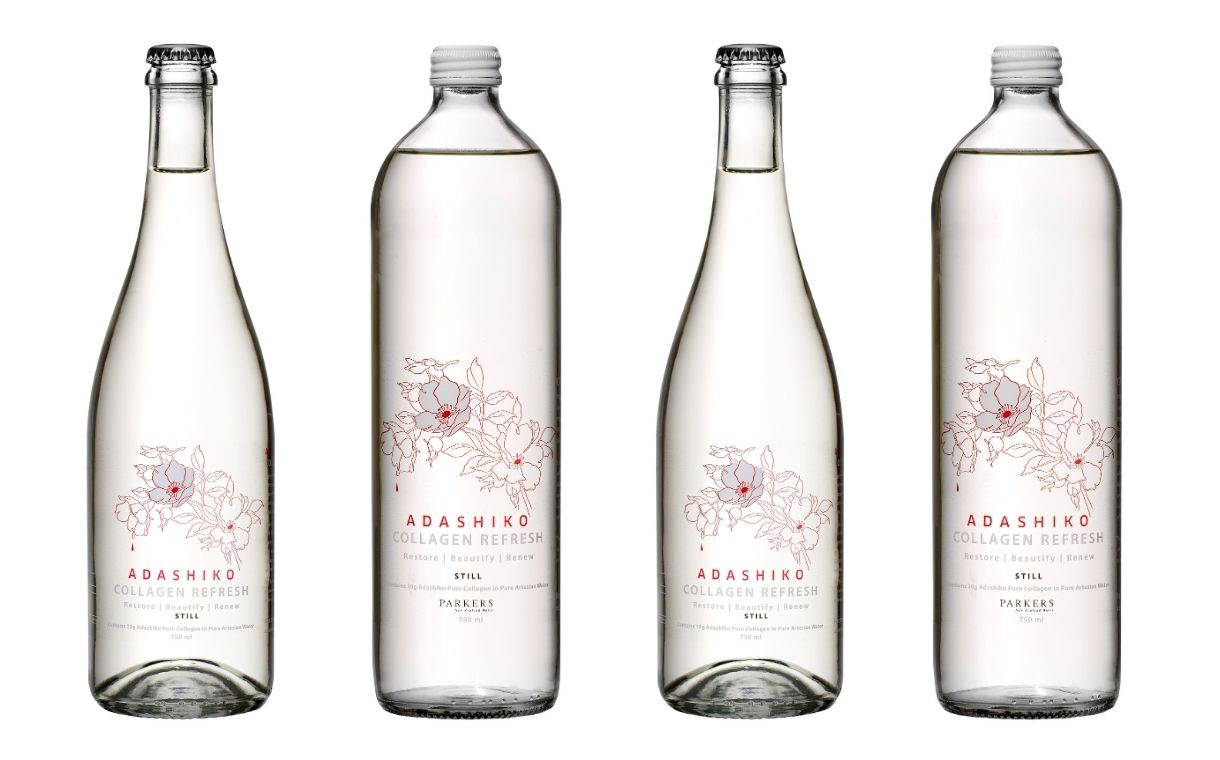 Joint venture releases collagen-infused functional water in New Zealand