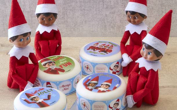 BBF Limited introduces The Elf on the Shelf cakes