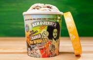 Ben & Jerry's and Colin Kaepernick to release Change the Whirled ice cream