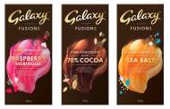 Mars Wrigley debuts new look and products for Galaxy brand