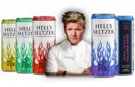 Chef Gordon Ramsay to roll out Hell's hard seltzer