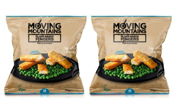 Moving Mountains to release plant-based fish fingers