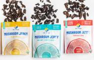 Eat the Change debuts vegan mushroom jerky
