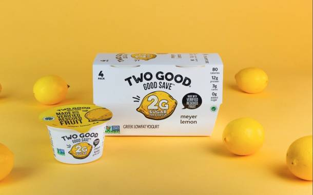 Two Good Yogurt tackles food waste with new product line