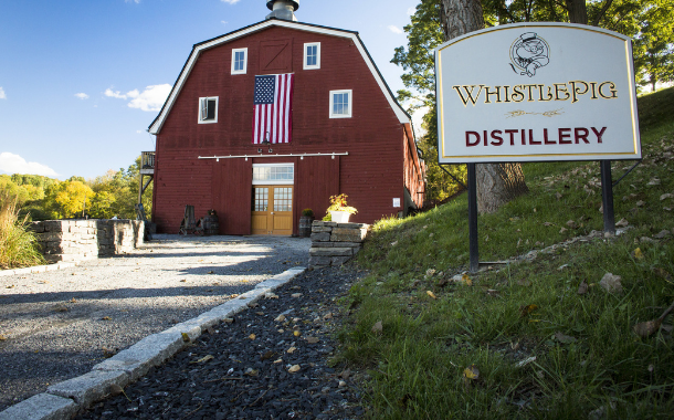 WhistlePig and Moët Hennessy form international partnership