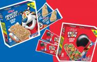 Kellogg unveils Froot Loops and Frosted Flakes cereal bars