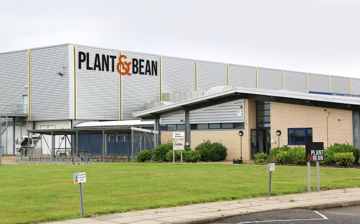 Plant & Bean to open 'Europe's largest' plant-based meat production facility