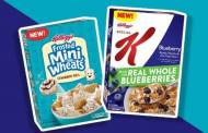 Kellogg unveils new cereals made with whole grains