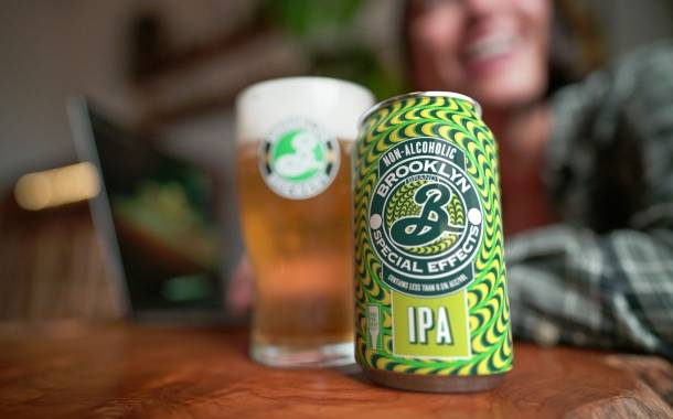 Brooklyn Brewery unveils new non-alcoholic IPA