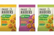 Fridge Raiders enters plant-based category with veggie bites
