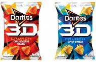 PepsiCo unveils spicy Doritos 3D Crunch