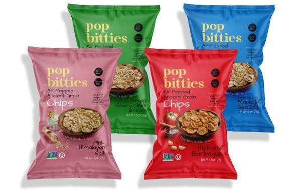 Mark's Mindful Munchies unveils grain-based, air-popped snacks