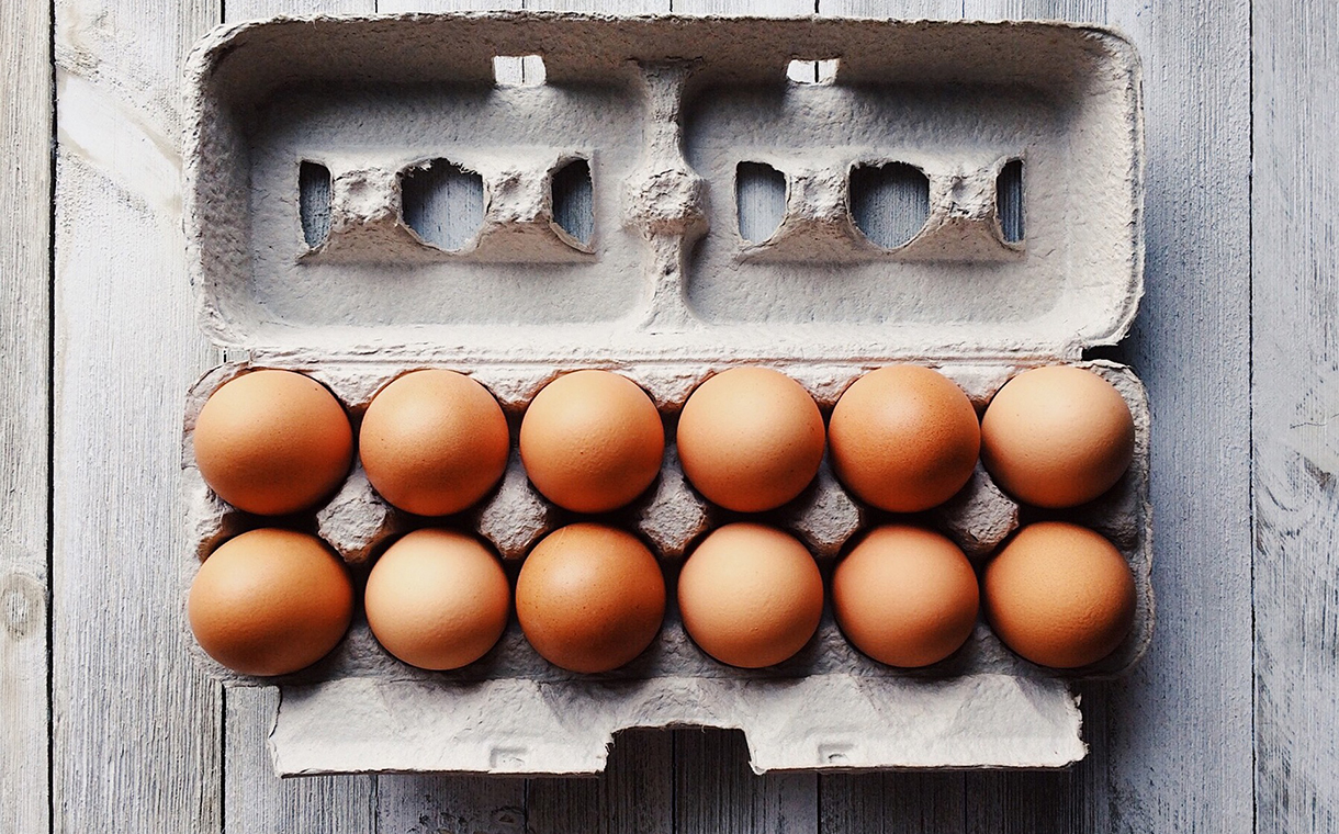 Dunkin' Donuts commits to using cage-free eggs globally