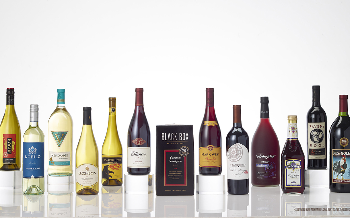 Constellation Brands and E & J Gallo finalise $810m wine deal