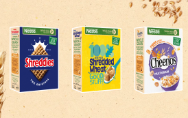 Nestlé Cereals to reduce packaging across its core brands in UK